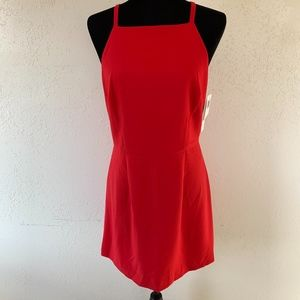 woman's red  Mini dress perfect for any occasion